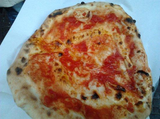 Pizzeria Giuliano : la pizzetta