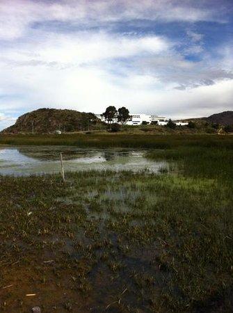 Libertador Lake Titicaca: Hotel Libertador en isla Estevez
