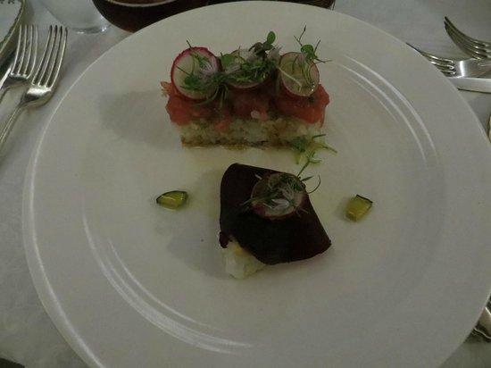 Majeka House: sushi