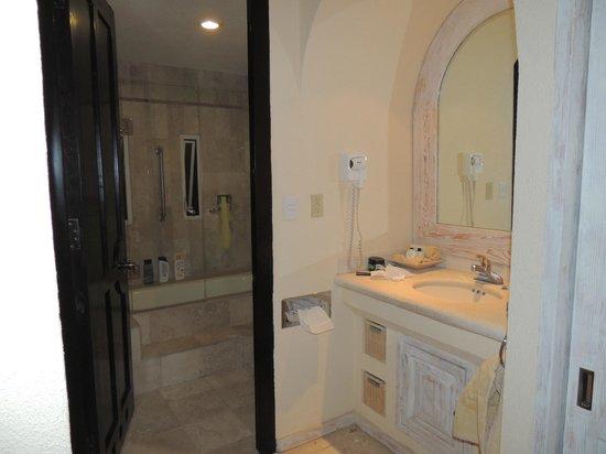 Quinta Las Alondras Hotel: Baño