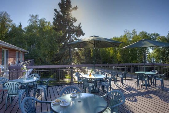 The Lakeview Resort Hotel : Complimentary Continental Breakfast