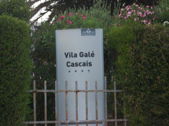 Vila Gale Cascais: Hotel/grounds