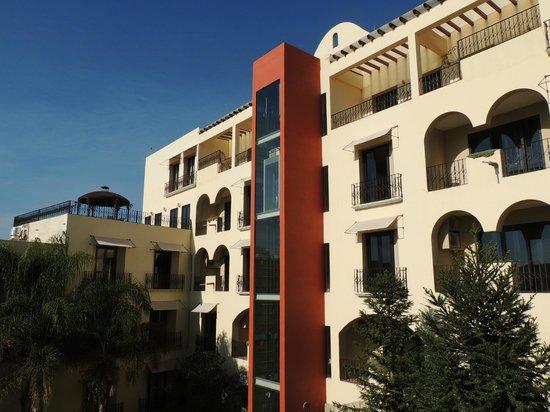 Quinta Las Alondras Hotel: Interior del hotel