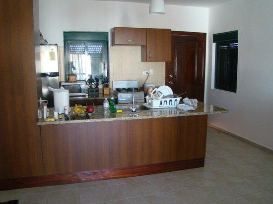 Stanza Mare: cozinha