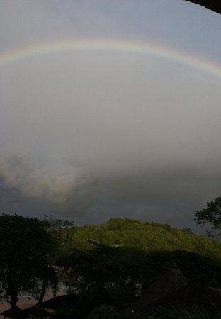 Sandals Regency La Toc: Rainbows
