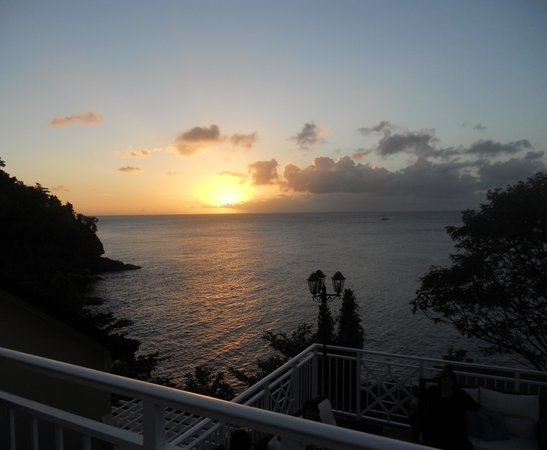 Sandals Regency La Toc: Sunsets