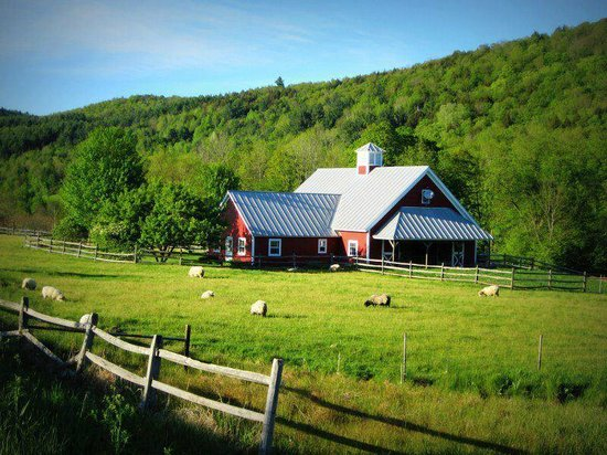 Summer at the shelburne museum vermont tours picture of for Cost of building a house in vermont