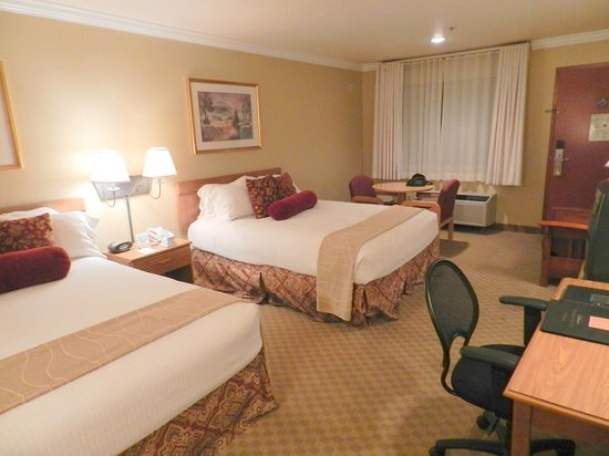 Best Western Dry Creek Inn: Double Room in Traditional Section