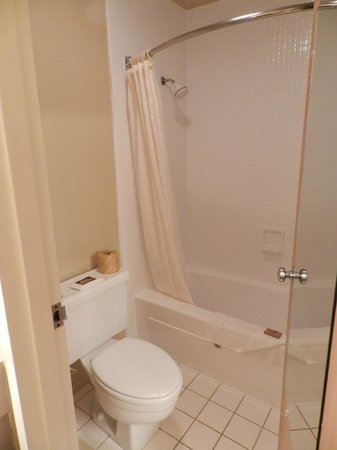BEST WESTERN Dry Creek Inn: Double Room in Traditional Section -- Bath Area