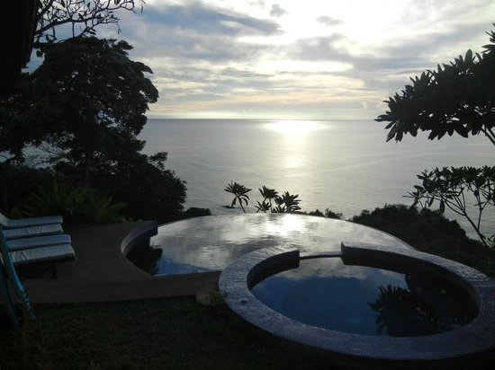 Anamaya Resort & Retreat Center: infinity pool