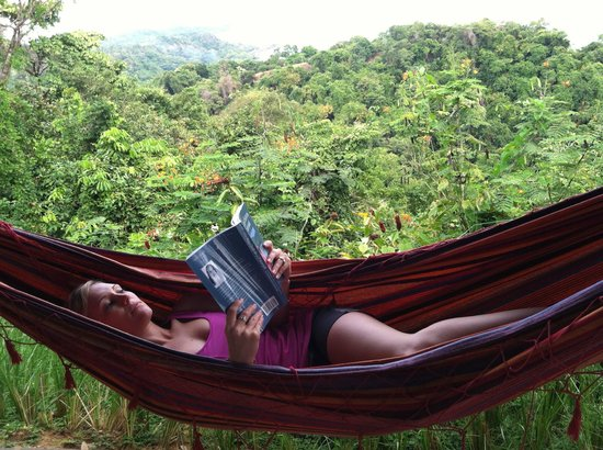 Anamaya Resort & Retreat Center: many quiet places to read and reflect