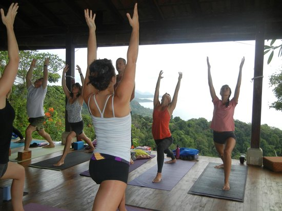 Anamaya Resort & Retreat Center: learn and grow
