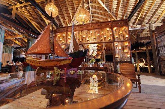 Xeliter Balcones del Atlantico: Restaurant