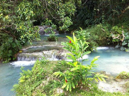 Port Vila, Vanuatu: Views from below (near carpark)