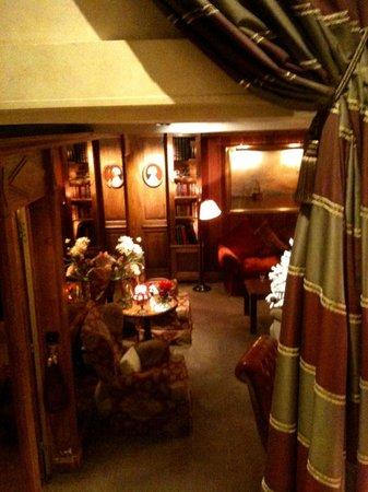 Hotel Britannique: lobby