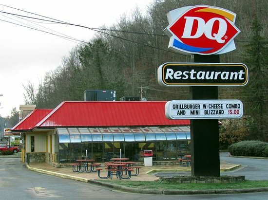 Dairy Queen Outside