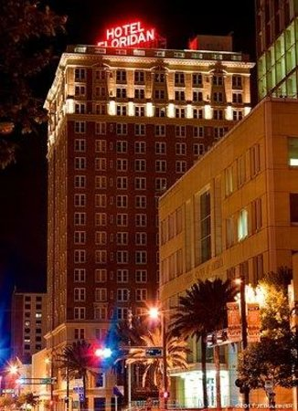 Floridan Palace Hotel: Downtown View