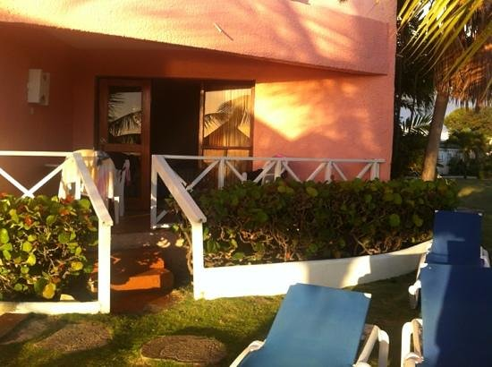 Barbados Beach Club: our apartment