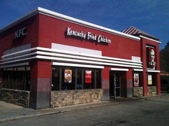 KFC: outside
