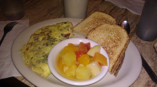 Sybil's Omelettes