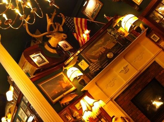 Fire & Ice: Nostalgia, books, lights, and ephemera galore!