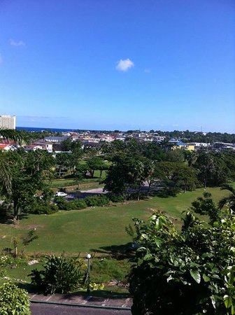 Mystic Ridge Resort : View of Ochi