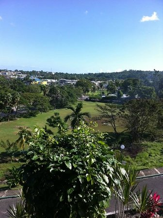 Mystic Ridge Resort: View of Ochi
