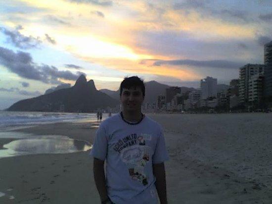 Orla Copacabana Hotel: Playa Ipanema