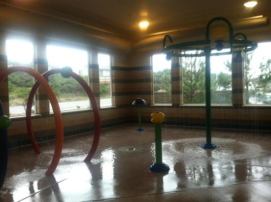 Driftwood Shores Resort & Conference Center: kids aquatic play area