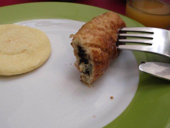 Riad Vert Marrakech: breakfast