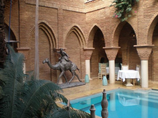 La Sultana Marrakech: La piscine