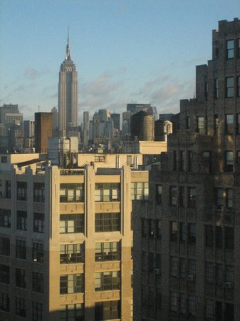 Four Points by Sheraton Manhattan SoHo Village: view from out room on the 19th floor