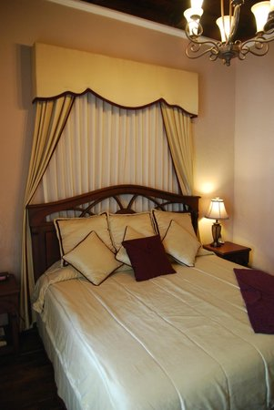 Hotel la Catedral: Nicely decorated bedrooms