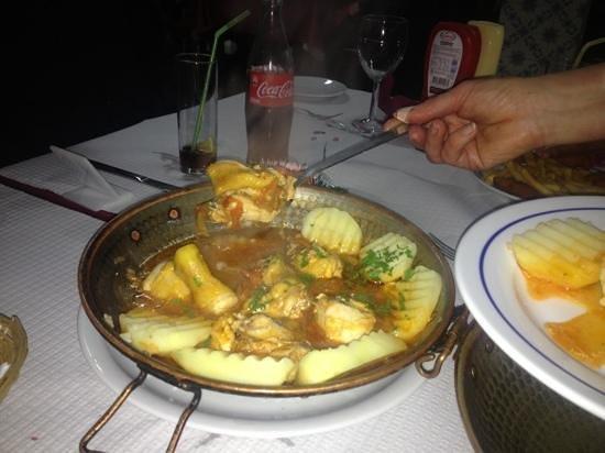 Restaurante Expresso: cataplana