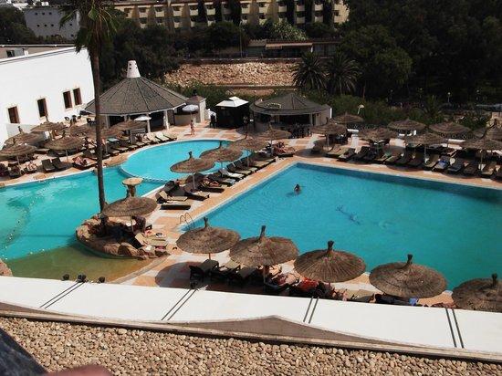 Beach Albatros Agadir: pool area