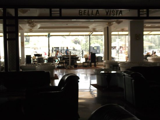 Royal Mirage Agadir Hotel: bella vista - one of the drinking and lounge areas