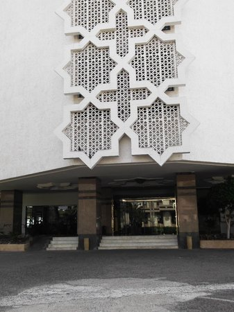 Royal Mirage Agadir Hotel: outside hotel