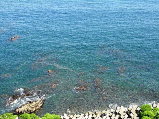 Atami Ocean Hotel: 部屋からの眺め