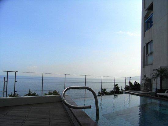 Atami Ocean Hotel: ホテルからの眺め