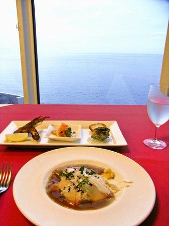 Atami Ocean Hotel: レストラン
