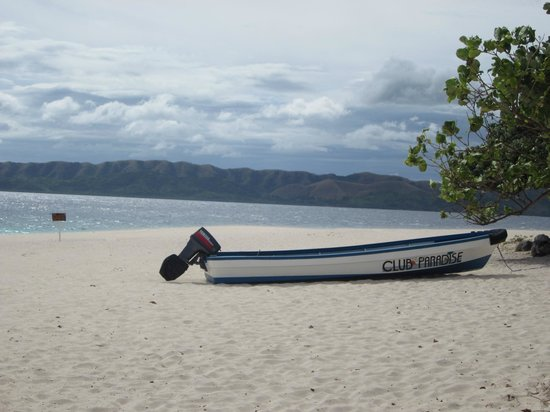 Club Paradise Palawan: Welcome to Club Paradise