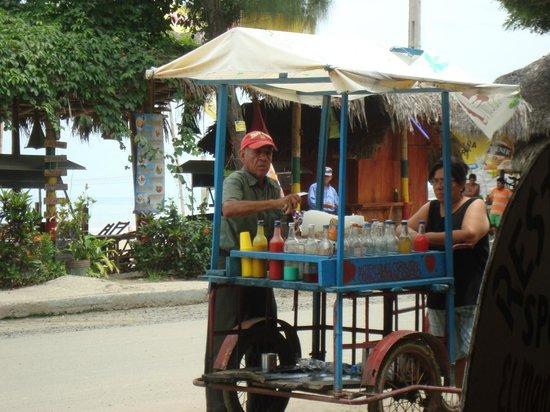 Hostal Plaza Real: Fotos para que vean cómo es Puerto López