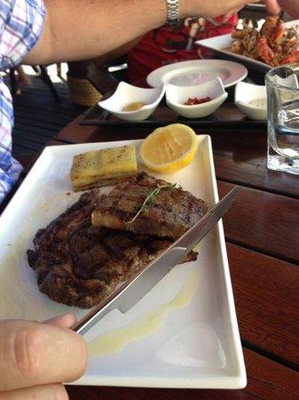 scotch steak