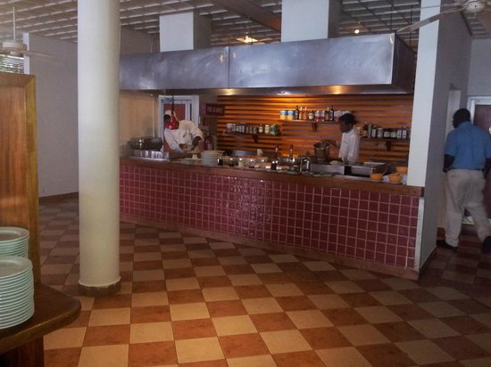 Royal Decameron Montego Beach: Custom dishes every meal