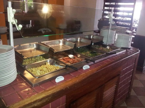 Royal Decameron Montego Beach: Varied Buffet