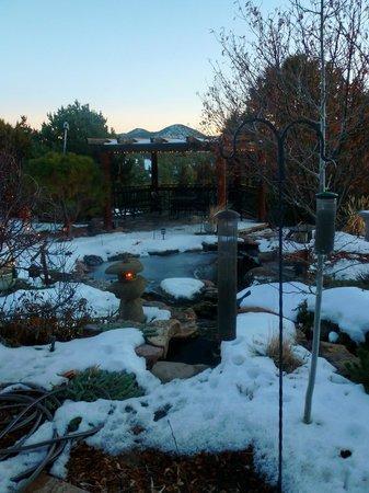 Ravens Ridge: Garden view,,,