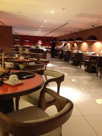 Radisson Hotel Maiorana Belem: restaurante