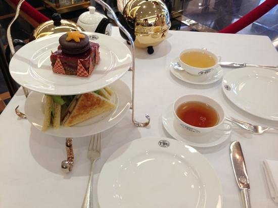 scone picture of twg tea bangkok tripadvisor. Black Bedroom Furniture Sets. Home Design Ideas