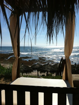 The Royal Suites Punta de Mita: View from RS balanese beds