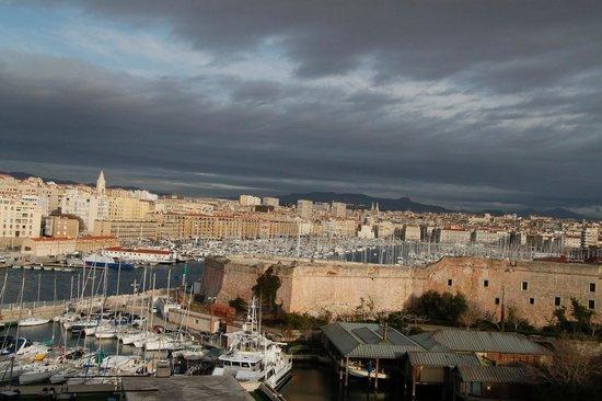 Sofitel Marseille Vieux-Port: Vieux Port VIew